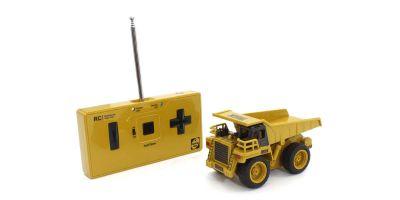 R/C ミニ 建設機械 - ダンプトラック TU025