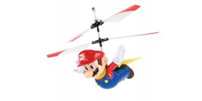 空とぶスーパーマリオ コプター TV001