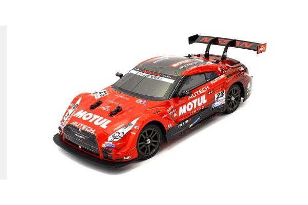 R/C 1/16 ドリフトレーシングMOTUL AUTECH GT-R 4WD(赤) TS061