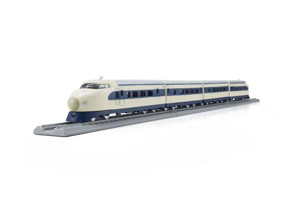 N Scale DIECAST MODEL No.1 東海道新幹線 0系 TQ001A