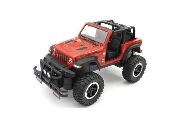1/16 Jeep Wrangler Rubicon Sport (レッド)TU002R